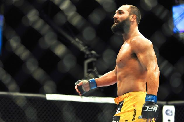 UFC 167: Johny Hendricks Earns Lengthy Medical Suspension, Could Miss 6 Months