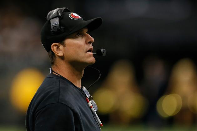 Is It Time to Blame Jim Harbaugh for 49ers' Struggles?