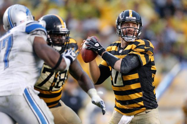 Roethlisberger and Tomlin Will Guide the Steelers to an Unlikely Wild Card Berth