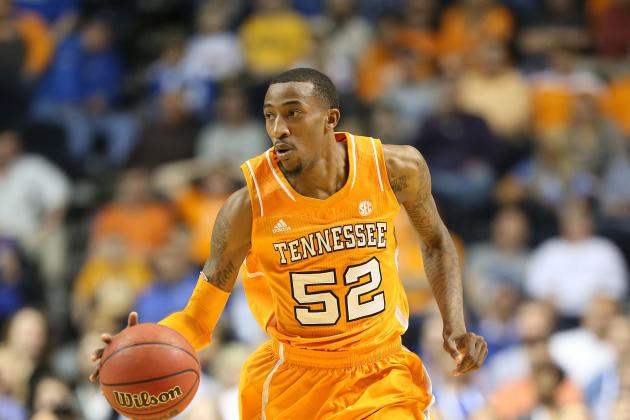 Tennessee Rolls to 86-60 Victory over the Citadel