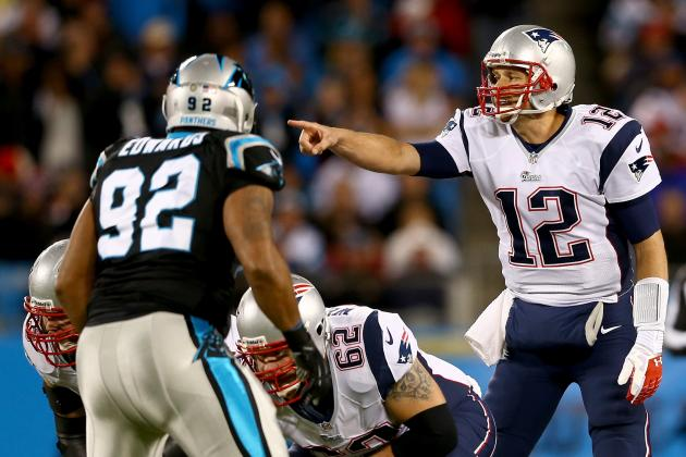 Panthers Hold on to Defeat Patriots 24-20