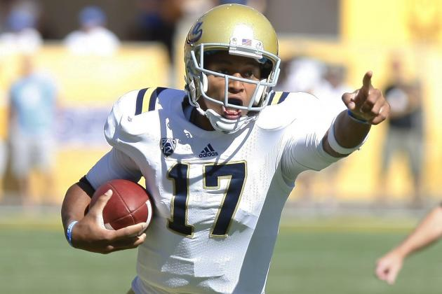 UCLA vs. Arizona State Pac-12 South Showdown Is Huge for Both Programs