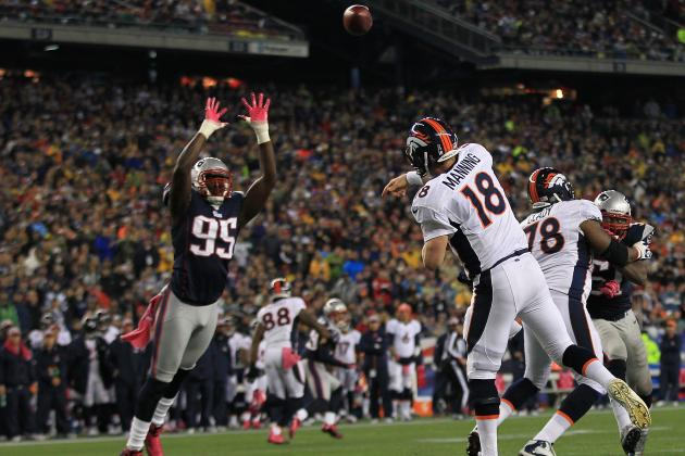 Why Broncos' Week 12 Matchup with Patriots Is Really Biggest Game of the Season