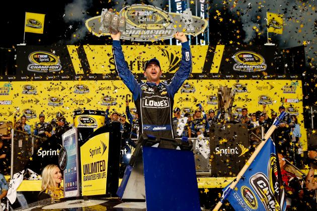 How Many More Sprint Cup Titles Will Jimmie Johnson Win?