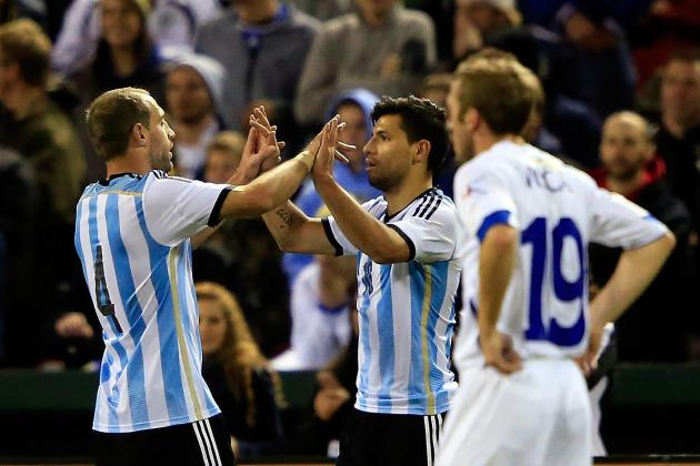 Argentina vs. Bosnia-Herzegovina: Score, Grades and Post-Match Reaction