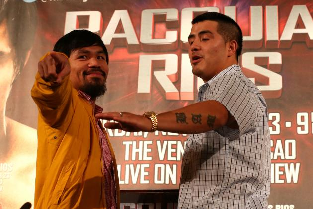 Pacquiao vs. Rios: Pac-Man Will Return to Winning Ways with KO