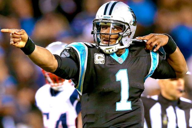 Patriots vs. Panthers: Live Scores, Highlights and Reaction