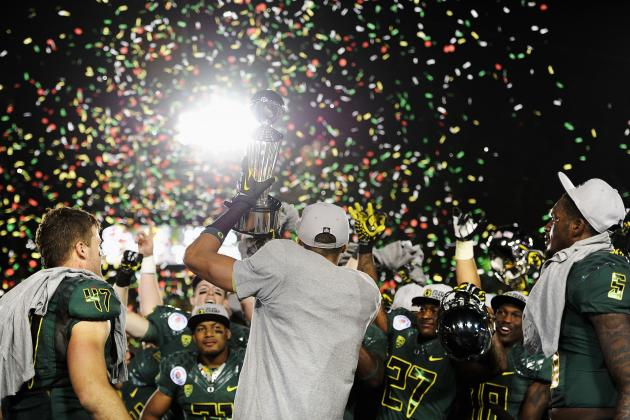 Oregon Football: What USC's Win over Stanford Does for the Ducks