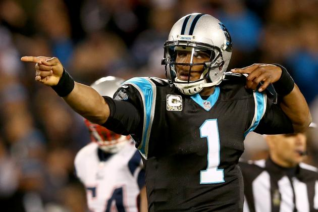 Patriots vs. Panthers: Live Game Grades and Analysis for Carolina