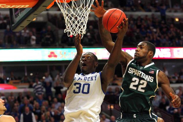 Michigan State Basketball: Why Branden Dawson Is Finally Flourishing in 2013-14