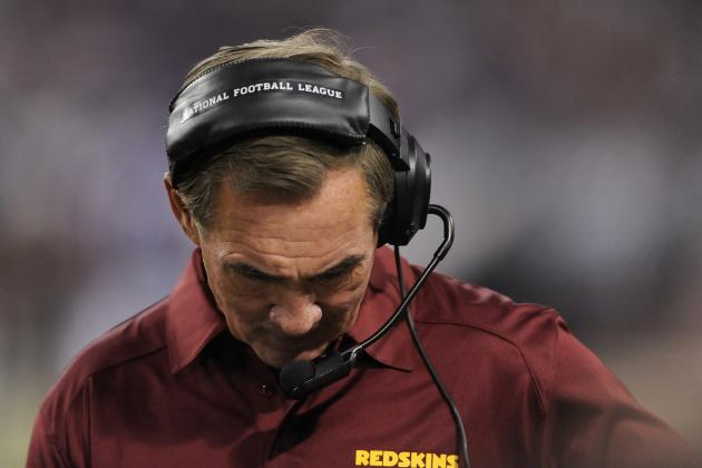 What Mike Shanahan Must Do to Ensure His Job Security After This Season