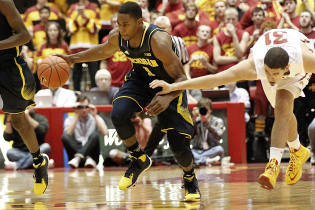 Michigan Basketball: 4 Wolverines Flaws Exposed in Loss to Iowa State