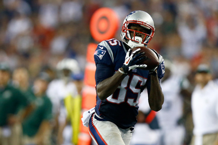 Kenbrell Thompkins: Recapping Thompkins's Week 12 Fantasy Performance