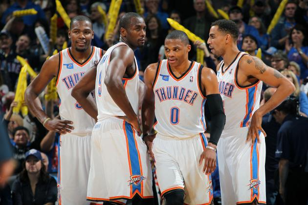 Why Oklahoma City Thunder Must Embrace Small Ball