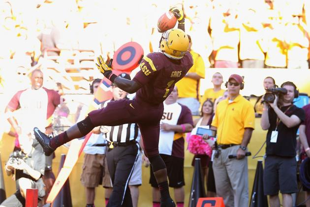 Arizona State Football: Why Marion Grice Is the Sun Devils' MVP for 2013
