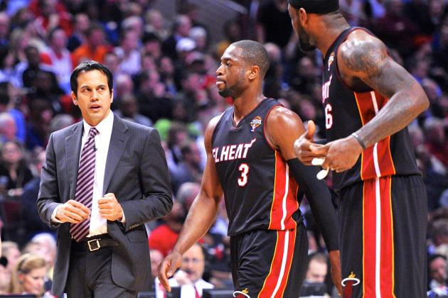 Coaching the Heat Defense: Different, Demanding, Disruptive and Distressing