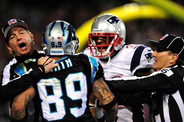 Patriots and Panthers: Both Super Bowl Contenders, Both Exposed on MNF
