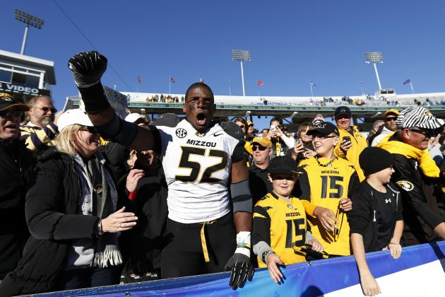 BCS Title Hunt: Mizzou Controls Destiny with Ohio State and Baylor Loss