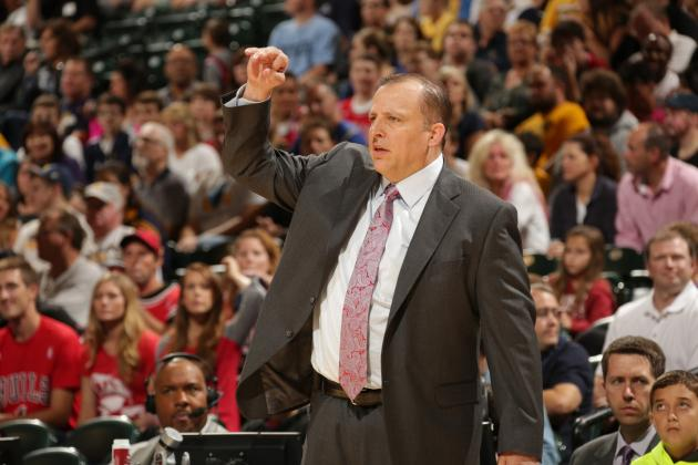 Biggest Adjustments Tom Thibodeau Has Made to Chicago Bulls So Far