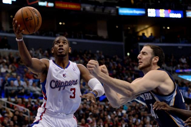 Memphis Grizzlies Still Know How to Get Under LA Clippers' Skin