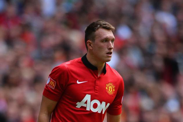 Has Phil Jones Solved Manchester United's Midfield Puzzle?