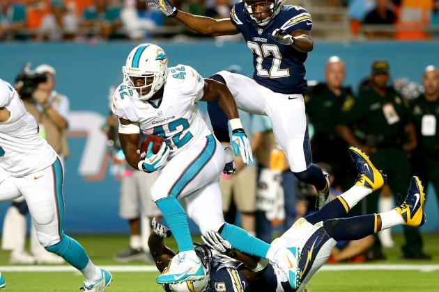 Miami Dolphins: Lesser Known Weapons Emerge as Wallace Struggles in Week 11 Win