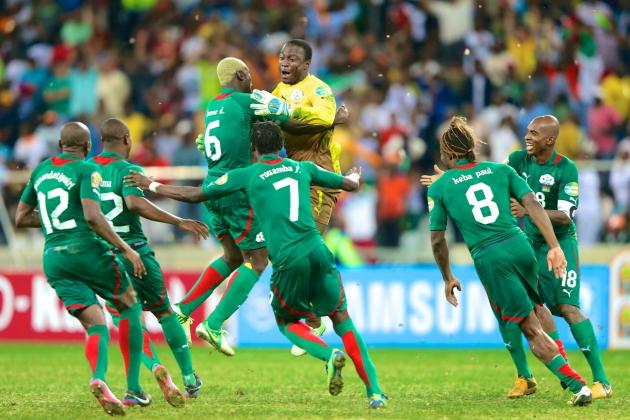 Burkina Faso: Poverty-Stricken Nation on Verge of Historic World Cup Berth