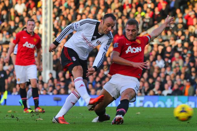 Dimitar Berbatov Reportedly Wanted as Lionel Messi Cover by Barcelona
