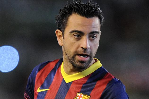 Xavi Hernandez Injury: Updates on Barcelona Star's Thigh and Recovery