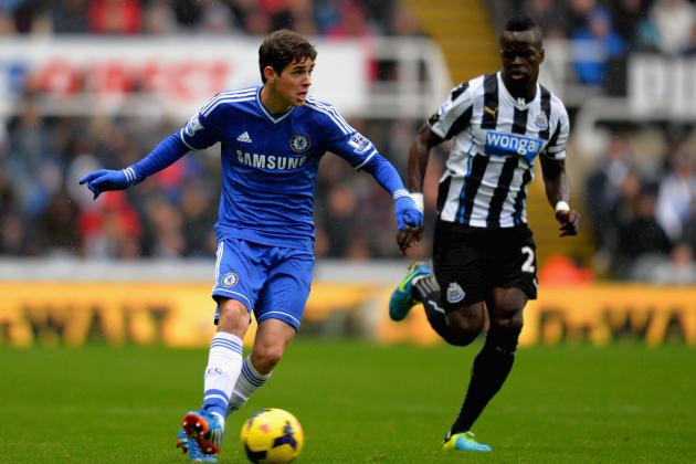 Oscar Reveals He Nearly Signed for Real Madrid 1 Month Before He Joined Chelsea
