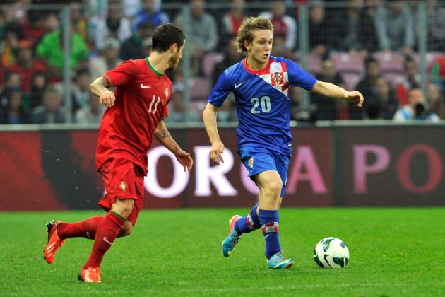 Arsenal Reportedly to Fight Tottenham for Alen Halilovic Transfer in January