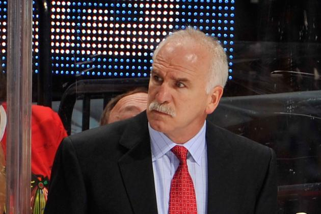 Avalanche Got Blueprint for Success from Joel Quenneville, Blackhawks