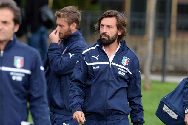 Andrea Pirlo Real Madrid Transfer Ruled Out by Carlo Ancelotti Amid Spurs Talk