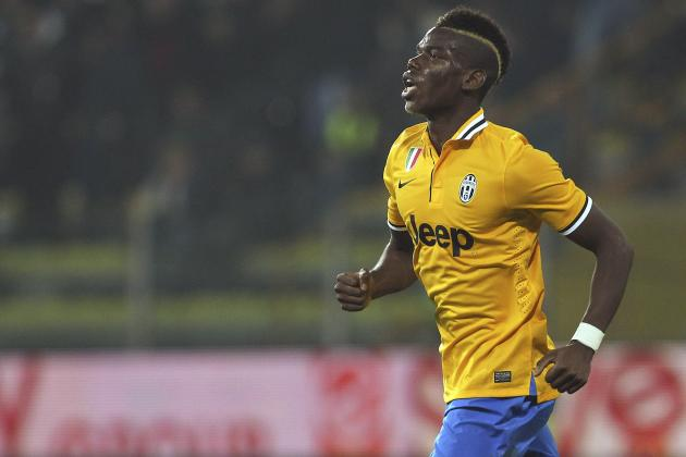 Paul Pogba Tactical Focus: Why Juventus Star Is Already a Complete Midfielder