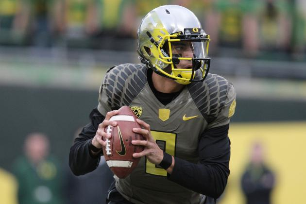 Oregon vs. Arizona: TV Info, Spread, Injury Updates, Game Time and More