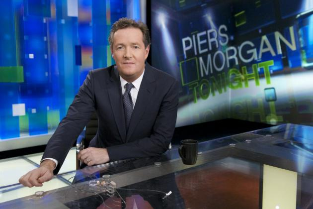 Piers Morgan on Arsenal, Wenger, Twitter Power and Why He Loves Zlatan