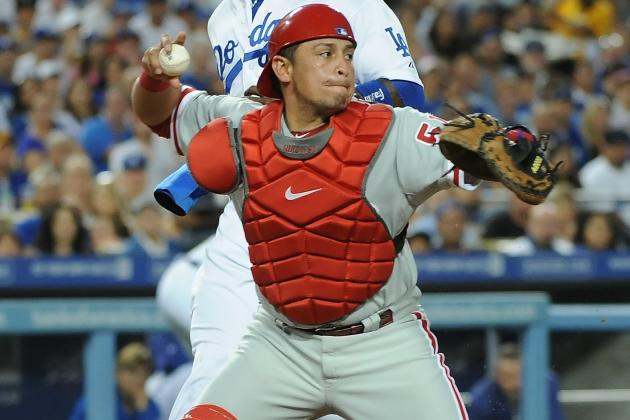 Will Carlos Ruiz's Contract Send Catching Market Prices Sky-High?