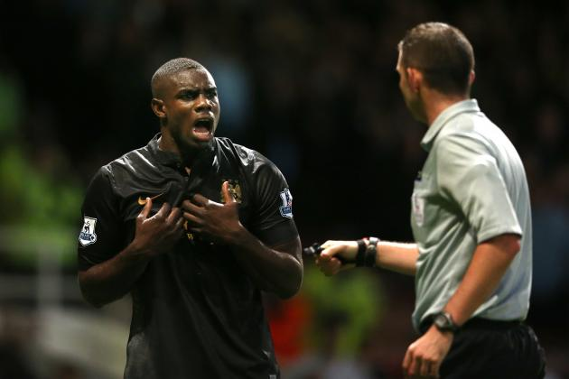 Manchester City Must Give Micah Richards The Chance To Prove His Class