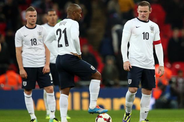 England vs. Germany: Preview and Prediction for High-Profile Friendly