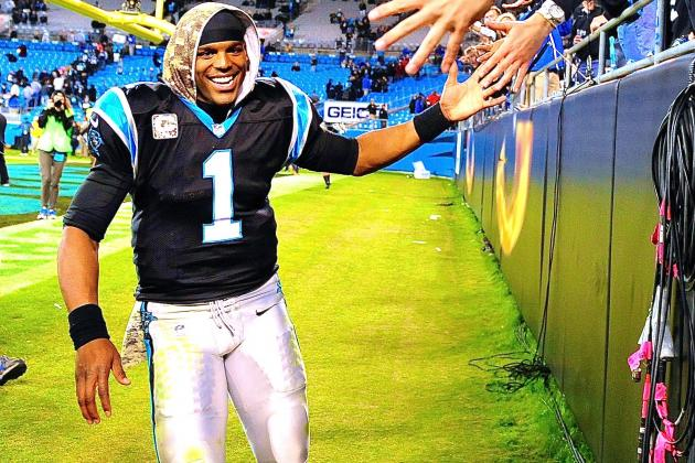 Is Cam Newton's Signature Win a Sign of Things to Come for Panthers?