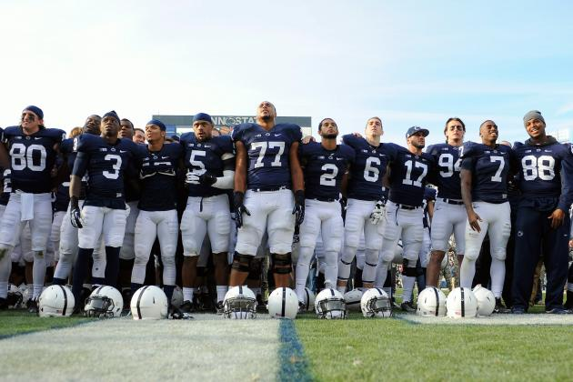 Penn State Football: How Should Bill O'Brien Define Success in 2014?