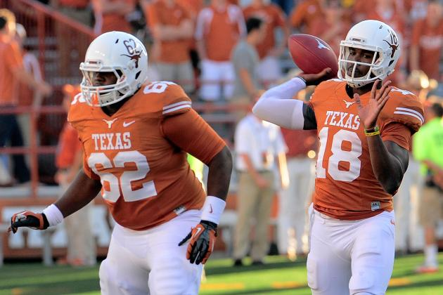Texas Shouldn't Bail on McCoy, but It Should See What Swoopes Can Do