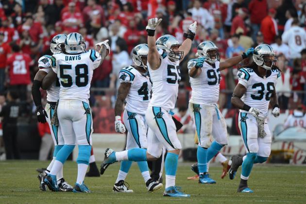 2013 Fantasy Football Team Defense Rankings: NFL Week 12