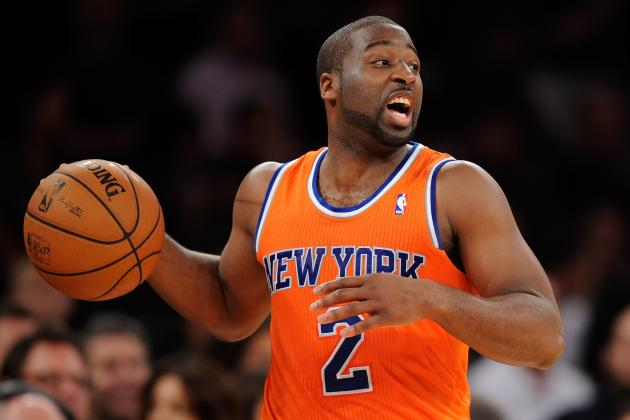 Report: Felton a Gametime Decision vs. Pistons
