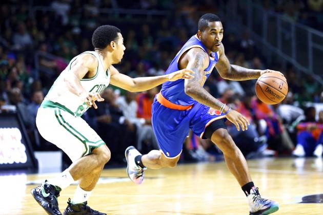 JR Smith's Brother Chris Reportedly Has Knicks Roster Spot Investigated by NBA