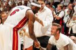 LeBron, Beckham Discussing Miami MLS Franchise