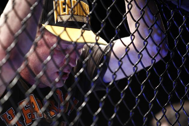 Mayhem Miller Issues Public Apology to Uriah Hall for Racist Remarks