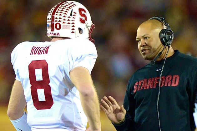 David Shaw's Decision Eliminates Stanford from BCS Championship Conversation