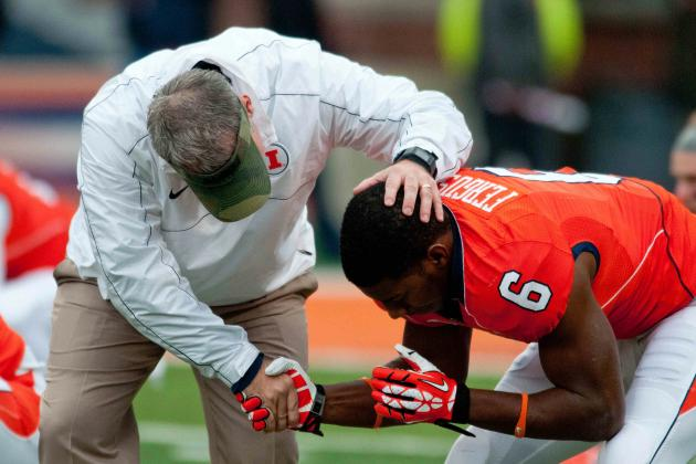 Beckman Reflects on Ohio State, Looks Ahead to Purdue