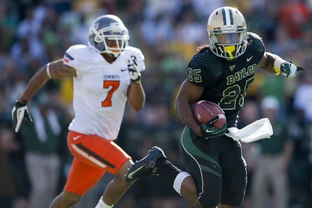 Baylor Bears vs. Oklahoma State Cowboys: Spread Analysis and Pick Prediction